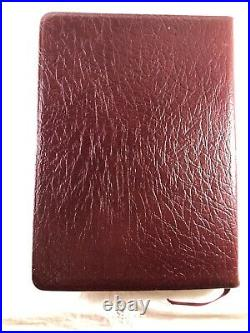 1990 Thompson Chain Reference Bible Second Improved NIV (1984) Genuine Leather