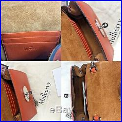 £750 Genuine Mulberry Crossbody bag, Mini Lilly Bag, Mulberry Chain Purse, NEW