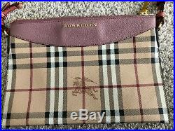 Burberry Crossbody With Adjustable Chain Strap Genuine Free Shipping NWT