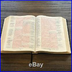 Thompson Chain Reference Bible NIV 1984 Deluxe Genuine Leather Large Print
