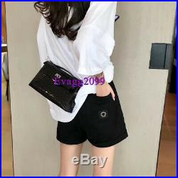 Women Real Leather Small Shoulder Croosbody Bag Chain Tote Bags Fashion 2020New